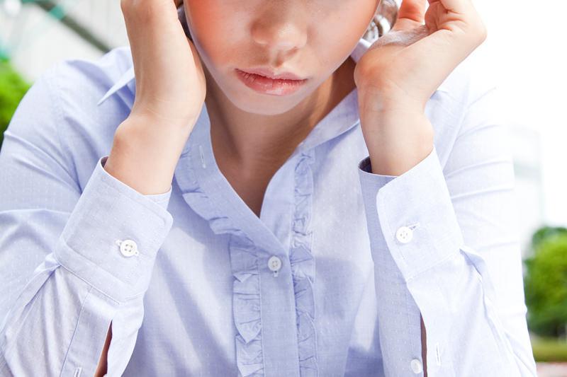 頭痛と顎関節症について